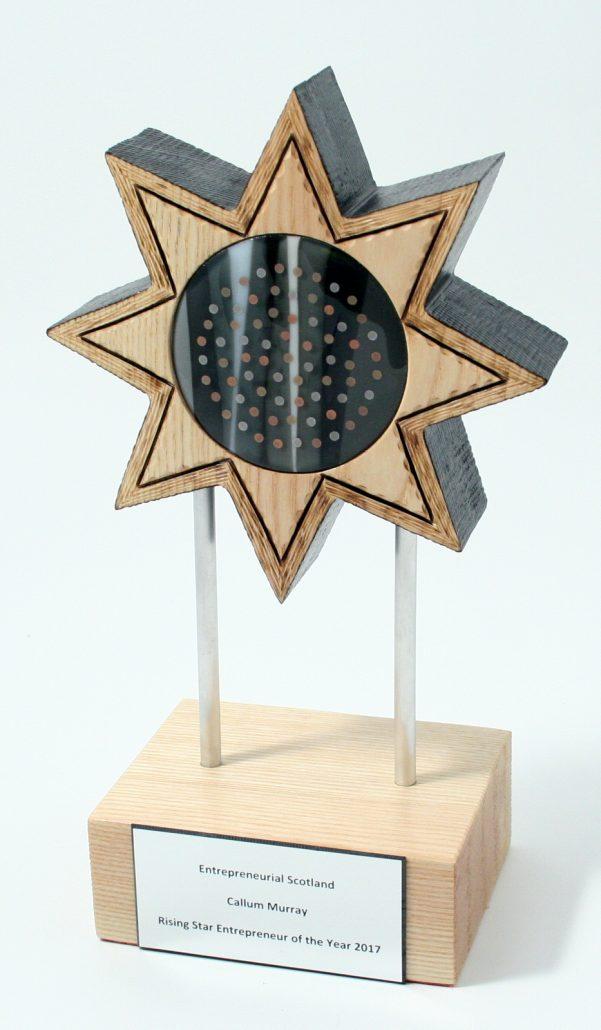 Rising Star award 2017