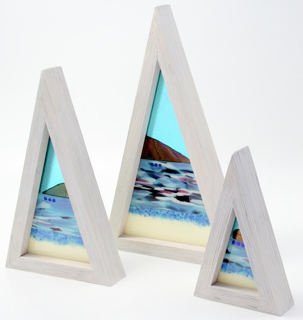 Triagh sculptures