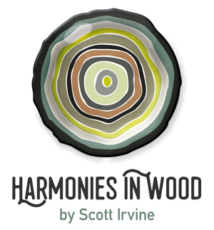 Scott Irvine - Harmonies in Wood