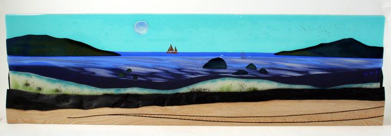 Landscape panel
