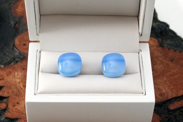 Cufflinks Blue