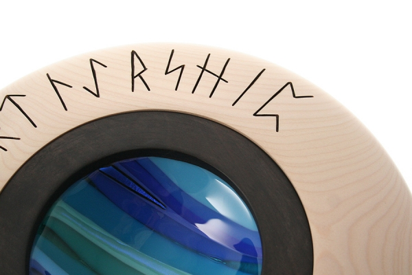 Wedding Bowl Runes Detail