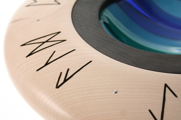 Wedding Bowl Stud Detail